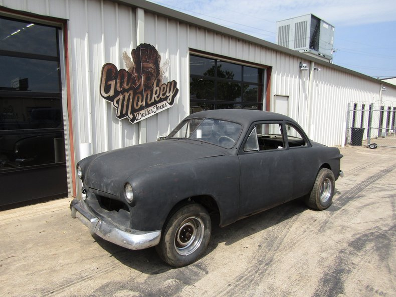 For Sale 1949 Ford Custom Club Coupe