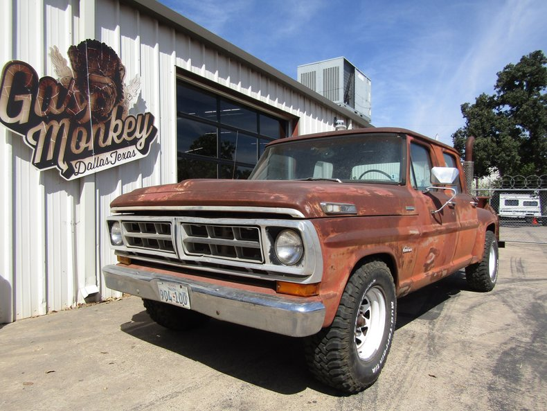 For Sale 1971 Ford F250