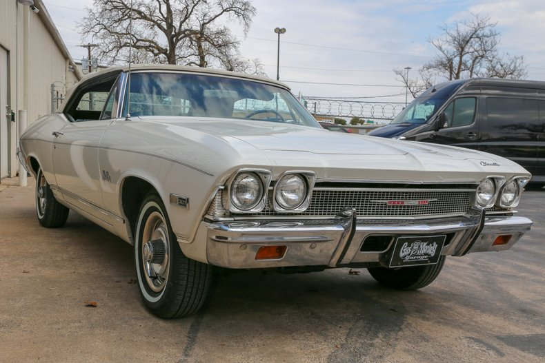 For Sale 1968 Chevrolet Malibu