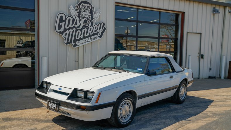 For Sale 1985 Ford Mustang