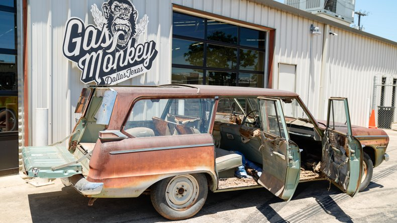 For Sale 1964 Studebaker Commander Wagonaire