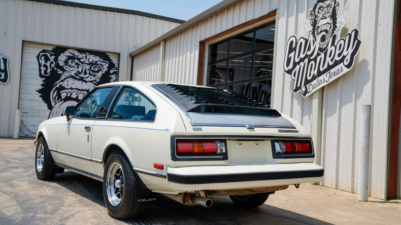 For Sale 1979 Toyota Supra