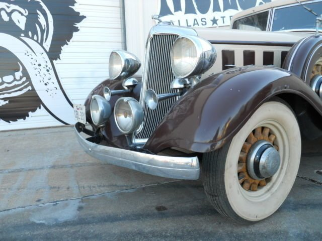 For Sale 1933 Chrysler Royal
