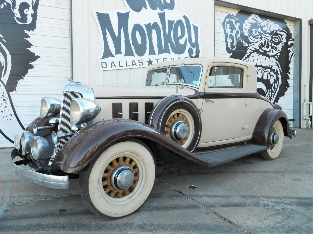 1933 chrysler royal 8 coup ct imperial