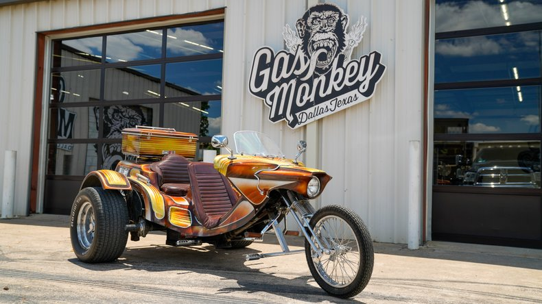 For Sale 1980 Volkswagen Scorpion Chopper Trike