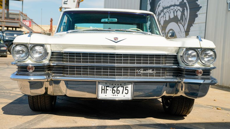 For Sale 1963 Cadillac Coupe DeVille