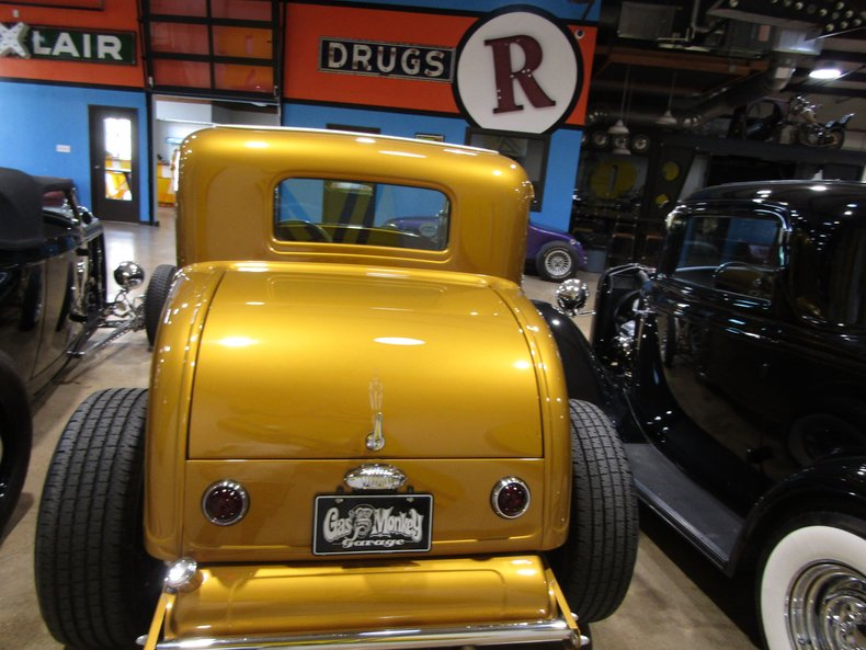For Sale 1932 Ford 5-Window