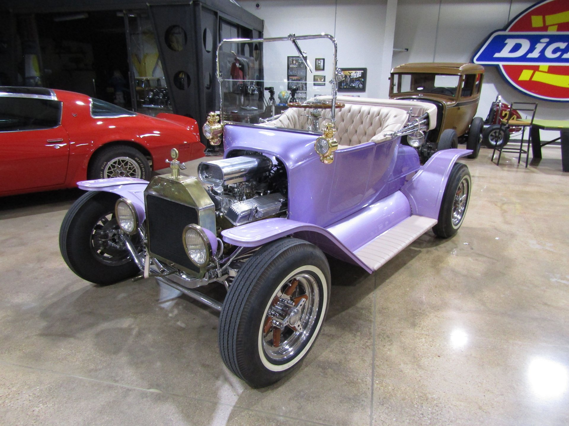 1913 ford t bucket king t