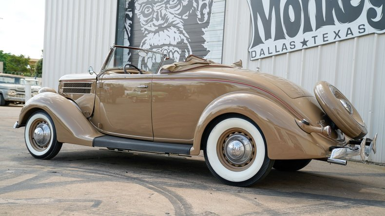 For Sale 1936 Ford Convertible