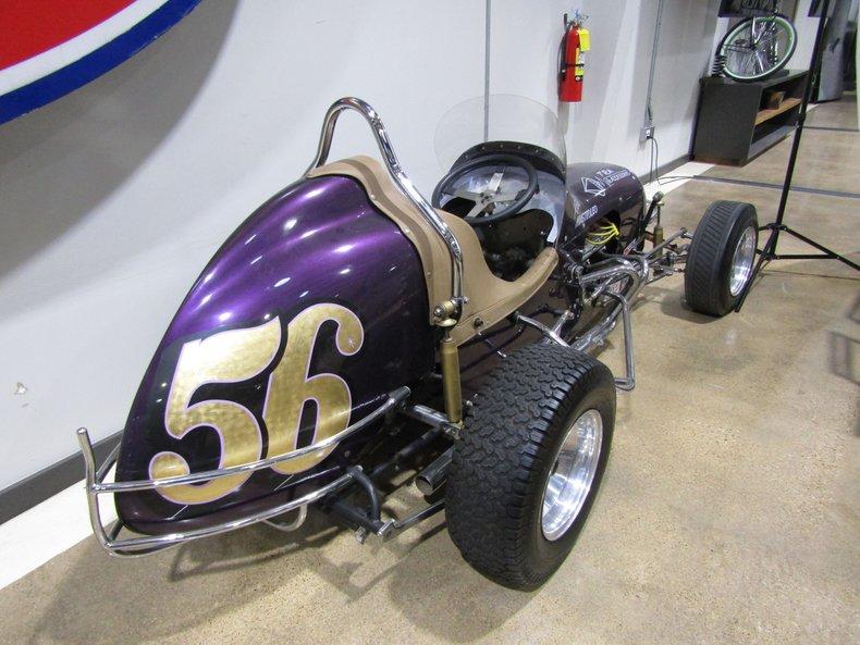 For Sale 1947 Kurtis Midget Racer