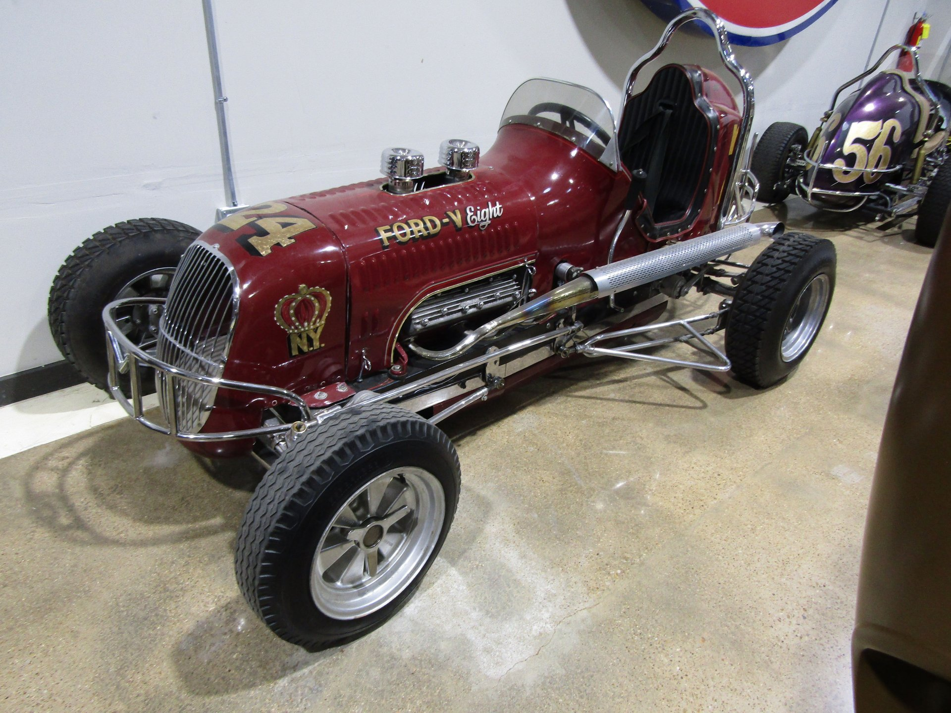 1947 hillegas midget racer
