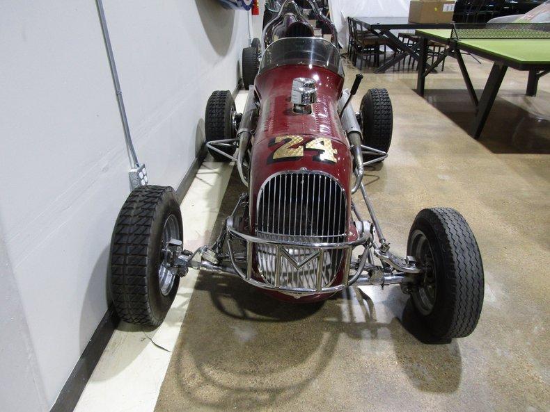 For Sale 1947 Hillegas Midget Racer