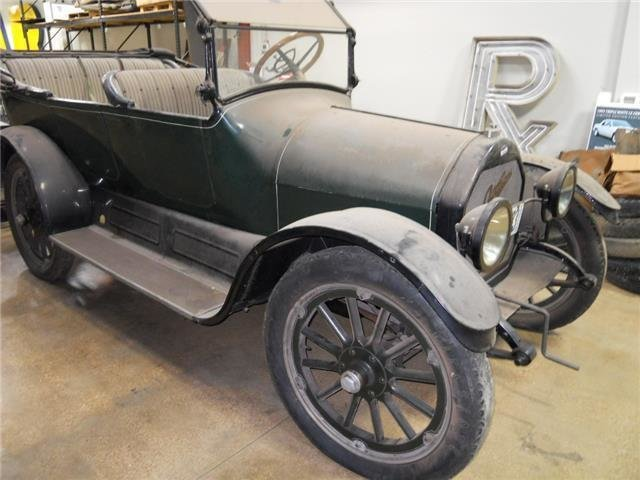 For Sale 1915 Willys Overland Touring