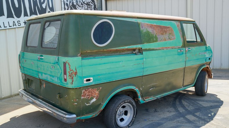 For Sale 1972 Ford Econoline