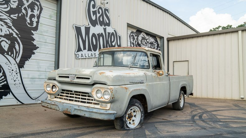 1960 Ford F100 For Sale