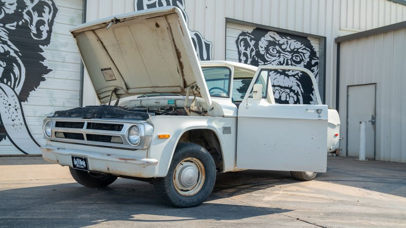 For Sale 1971 Dodge D100