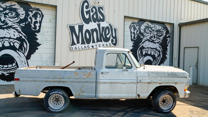 For Sale 1972 Ford F100