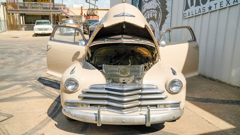 For Sale 1947 Chevrolet Fleetline