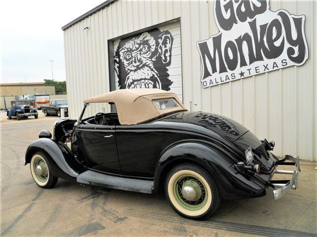 For Sale 1935 Ford Model A