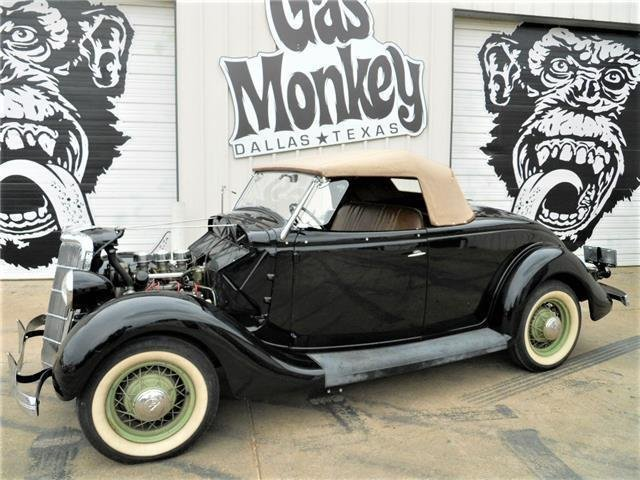 1935 ford model a roadster
