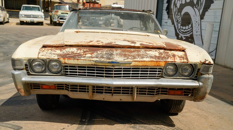 For Sale 1968 Chevrolet Impala