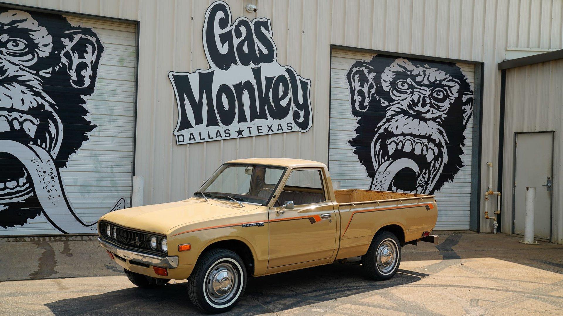 1979 Datsun 620 Gas Monkey Garage
