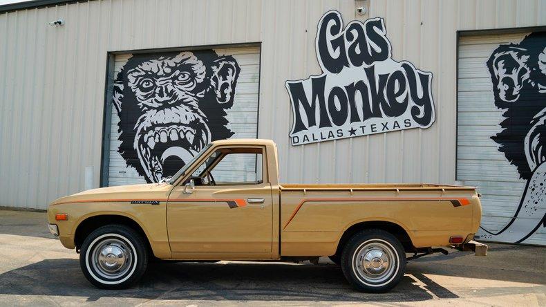 For Sale 1979 Datsun 620