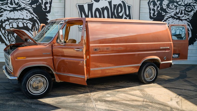 For Sale 1976 Ford E150