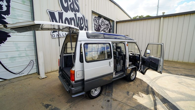 For Sale 1990 Mitsubishi U18 Mini Cab Super Aero Micro Van