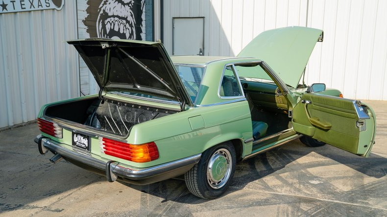 For Sale 1973 Mercedes-Benz 450 SL