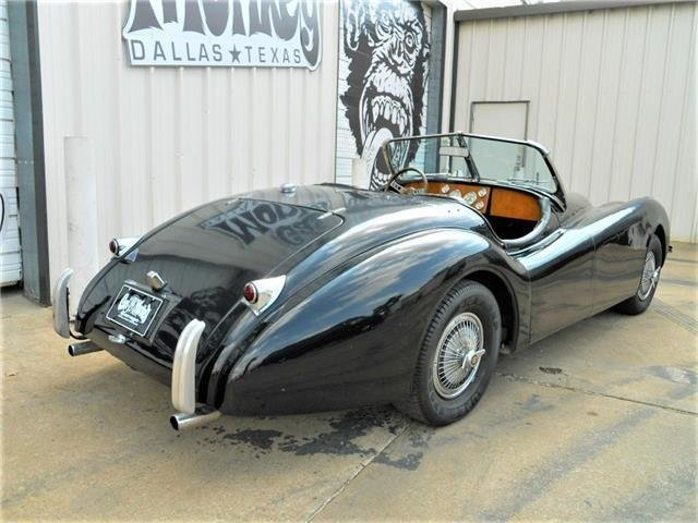 For Sale 1952 Jaguar XK120