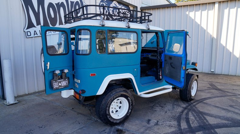 For Sale 1978 Toyota FJ40