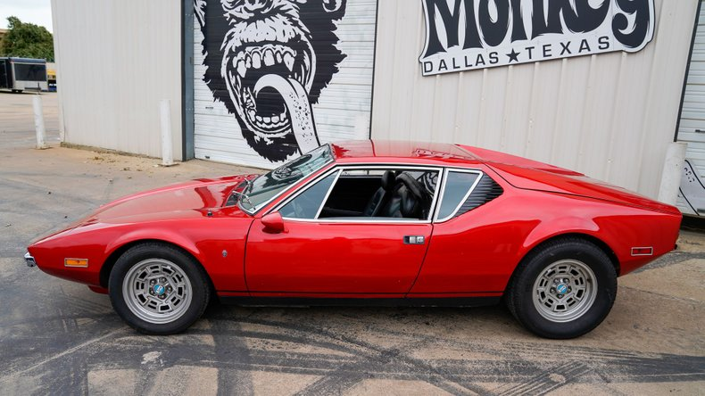 For Sale 1972 De Tomaso Pantera