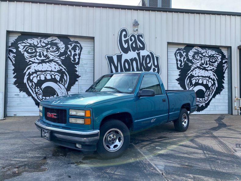 For Sale 1997 GMC 1500