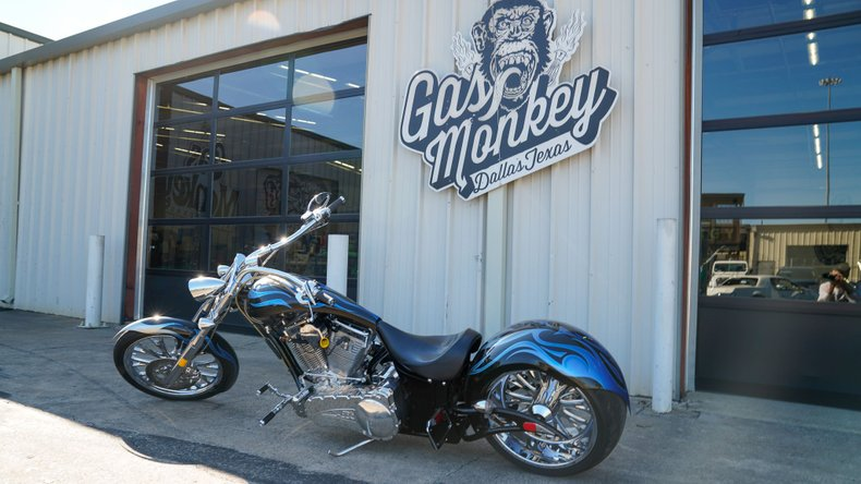 For Sale 2007 Big Bear Choppers Sled Pro Street