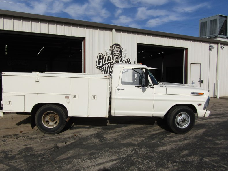 For Sale 1969 Ford F350