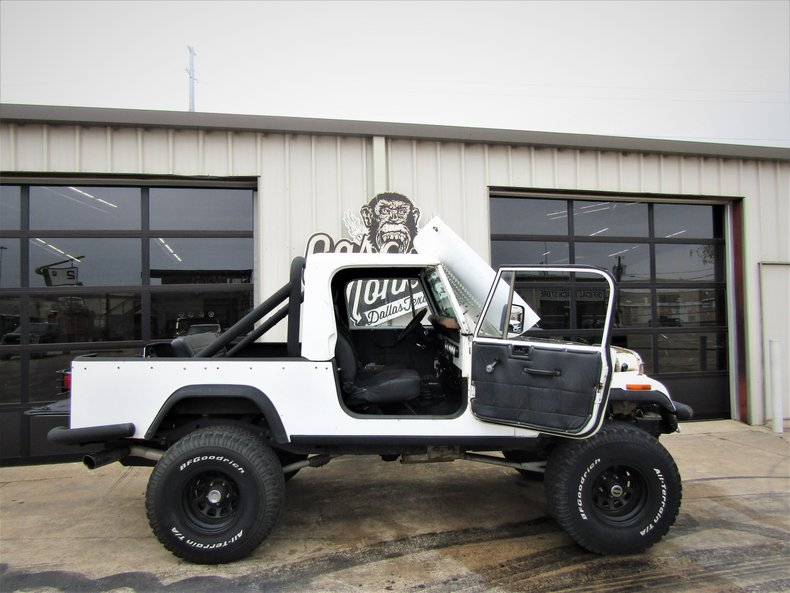For Sale 1982 Jeep Scrambler