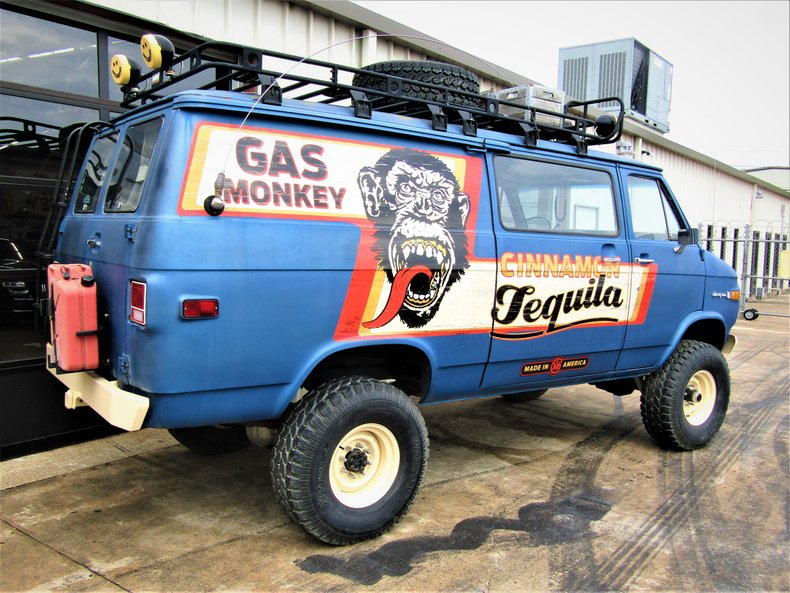 For Sale 1976 Chevrolet G 10 4X4 Tequila Van