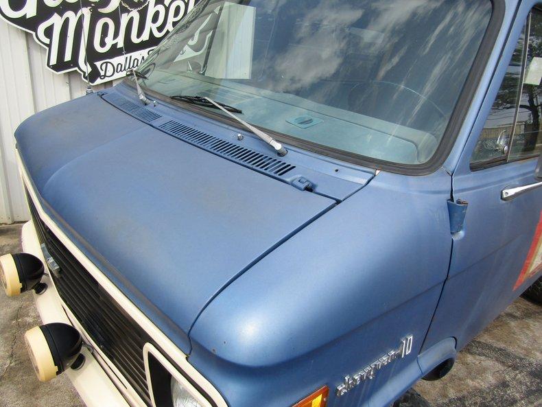 For Sale 1976 Chevrolet G 10 4X4 Tequila Van