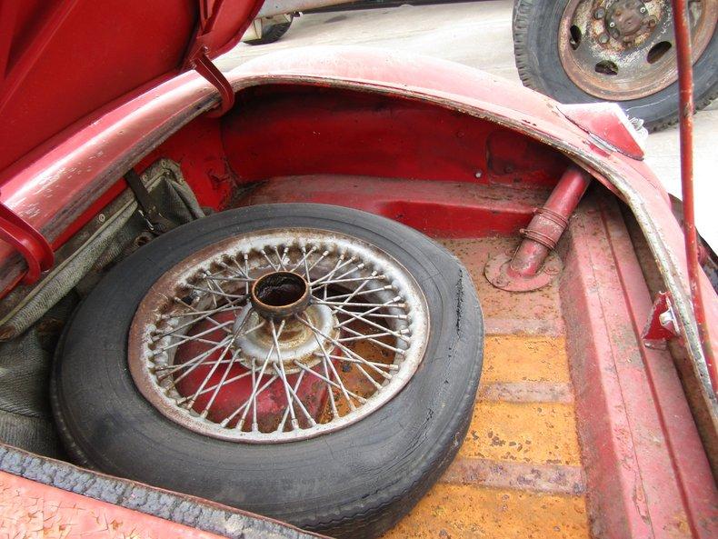 For Sale 1959 MG MGA