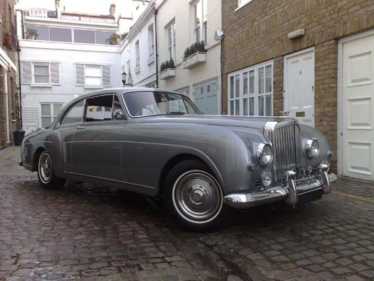 1956 bentley continental