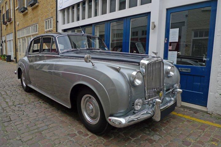 1956 bentley s