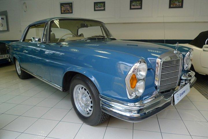 1968 mercedes benz