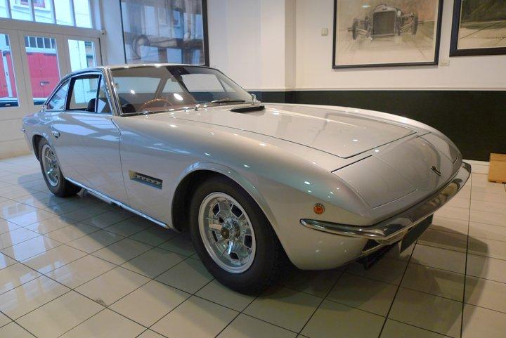 1969 Lamborghini Islero Graeme Hunt Ltd