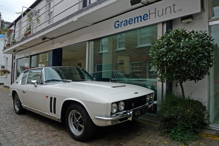 1970 jensen interceptor