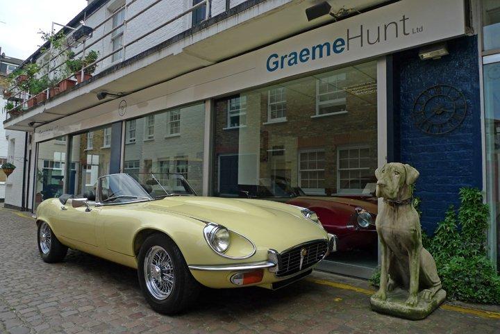 1973 jaguar e