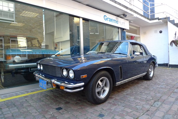 1975 jensen interceptor