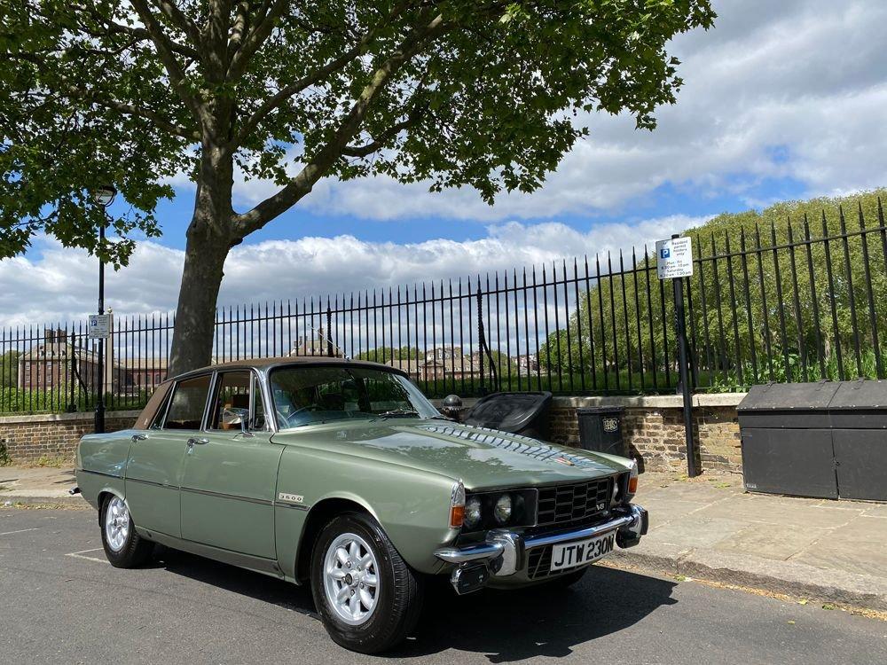 1975 rover 3500