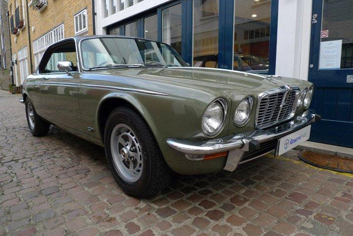 1977 jaguar xj5 3c