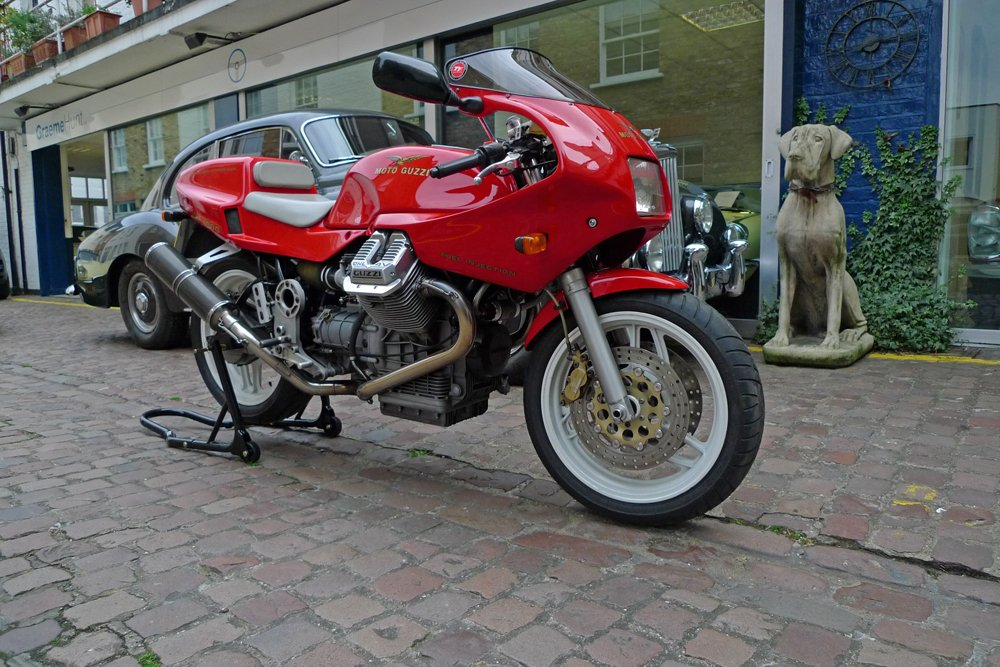 1992 moto guzzi